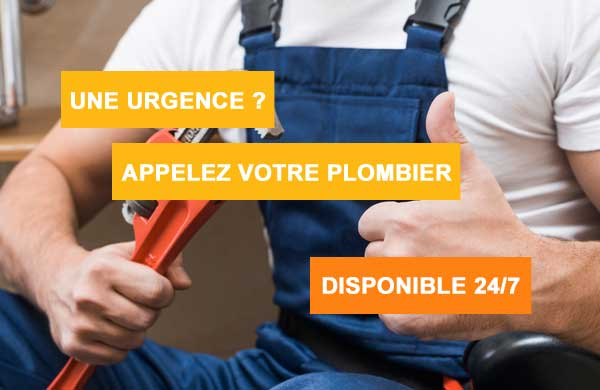 urgence plombier Garches
